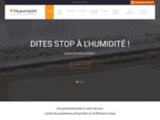 screenshot http://www.humitech13.fr/ humitech