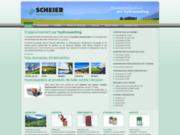 Stabilisation des sols par hydroseeding