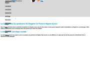 screenshot http://www.hygiene-evolution.fr/ Syndrome de Diogène