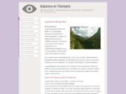 screenshot http://hypnosemontpellier.fr hypnose montpellier - michèle sébenne