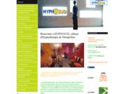 screenshot http://www.hypnosud.com cabinet d'hypnothérapie de Montpellier