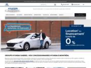 screenshot http://www.hyundaigabriel.com/ occasions hyundai et 2e chance au crédit auto