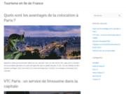 Tourisme à Paris Ile de France