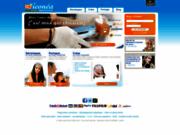 screenshot http://www.iconea.fr Iconea.fr