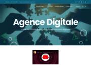 screenshot http://www.idealis-medias.com agence de communication et création de site Internet