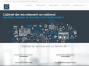 screenshot http://www.ideasrh.fr ideas rh recrutement cvtheques annonces