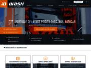 ID Wash: Portique de Lavage poids-lourd, autocar, utilitaires et camion