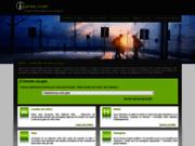 screenshot http://www.igares.com igares : guide des gares