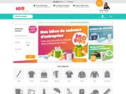 screenshot https://www.igo-objetspub.fr/ Objets Publicitaires et Cadeaux d'Entreprise