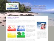screenshot http://www.ile-maurice-sejour.com séjour à l'ile maurice - voyage à l'ile maurice
