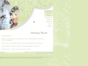 screenshot http://www.iletaitunesoie.fr créations sur soies