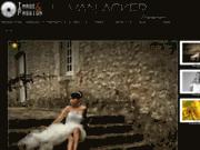 screenshot http://www.imageetpassion.com photographe de mariage professionnel en événementiel