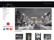 screenshot http://www.images-de-paris.com images de paris
