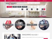 screenshot http://www.imagimmo-perols.com/ agence immobilière à pérols 34 – imagimmo pérols