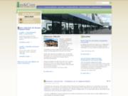 screenshot http://www.imecom-conseil.fr conseil en immobilier commercial dans le nord pas de calais