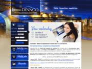 screenshot http://www.immo-dinnoo.com immobilier lot et garonne maison et appartement.