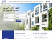 screenshot http://www.immo-wurtz.fr agence wurtz immobilier juvisy sur orge