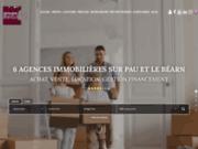 Groupe Immo64 - Agences Immobilières à Pau et Béarn