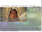 screenshot http://www.immobilier-armentieres.com/ immobilier fleurbaix