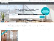 Agence immobilière Asnières sur Seine