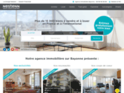 Agence immobilière Bayonne