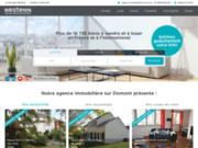 Agence immobilière Domont