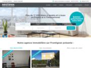 Agence immobilière Frontignan
