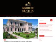 Immobilier Gazelles : guide pour tout connaître sur le secteur immobilier