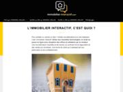 Acheter et vendre en immobilier interactif