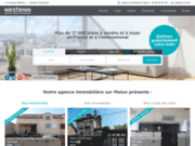 Agence immobilière Melun
