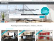 Agence immobilière Pontoise