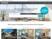 Agence immobilière Saint Cyr sur Loire