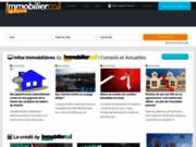 screenshot http://www.immobilier.co.il portail de l'immobilier en israel