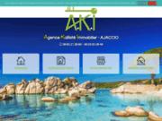 Annonces immobilières de vente et d'achat de villa et d'appartement sur Ajaccio