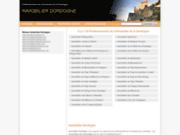 screenshot http://www.immobilierdordogne.fr immobilier dordogne