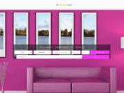 screenshot http://www.immobiliere-de-haute-picardie.com terrain à vendre chaulnes, agence immobilière