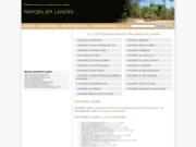 screenshot http://www.immobilierlandes.fr immobilier landes