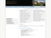 screenshot http://www.immobilierlot.com immobilier lot