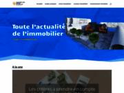 screenshot http://immobiliermodedemploi.fr/ Immobilier neuf mode d'emploi