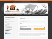 Simulateur immobilier de prêts et crédits en ligne