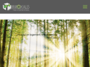 screenshot http://immoxalis.fr programmes immobiliers