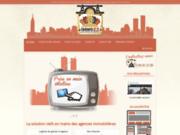 screenshot http://www.immozz.fr Immobilier