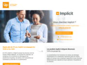 Implicit, société éditrice de logiciels pour CCAS et CIAS