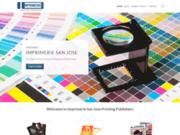 screenshot http://www.imprimerie-sanjose.com/ imprimerie san josé - toulouse - imprimerie en ligne