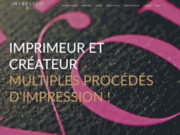 screenshot http://www.in-pressco.com Reliure à chambéry