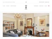 screenshot http://www.in-sarlat.fr in sarlat, location appartements vacances perigord