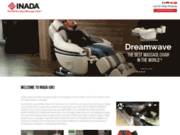 screenshot http://www.inada.fr fauteuils  inada