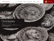 Vente magasin numismatique en Belgique