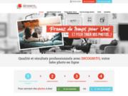 Incognito : agrandissement et tirage photo