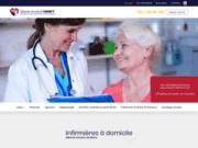 Infirmière à domicile près de Mons